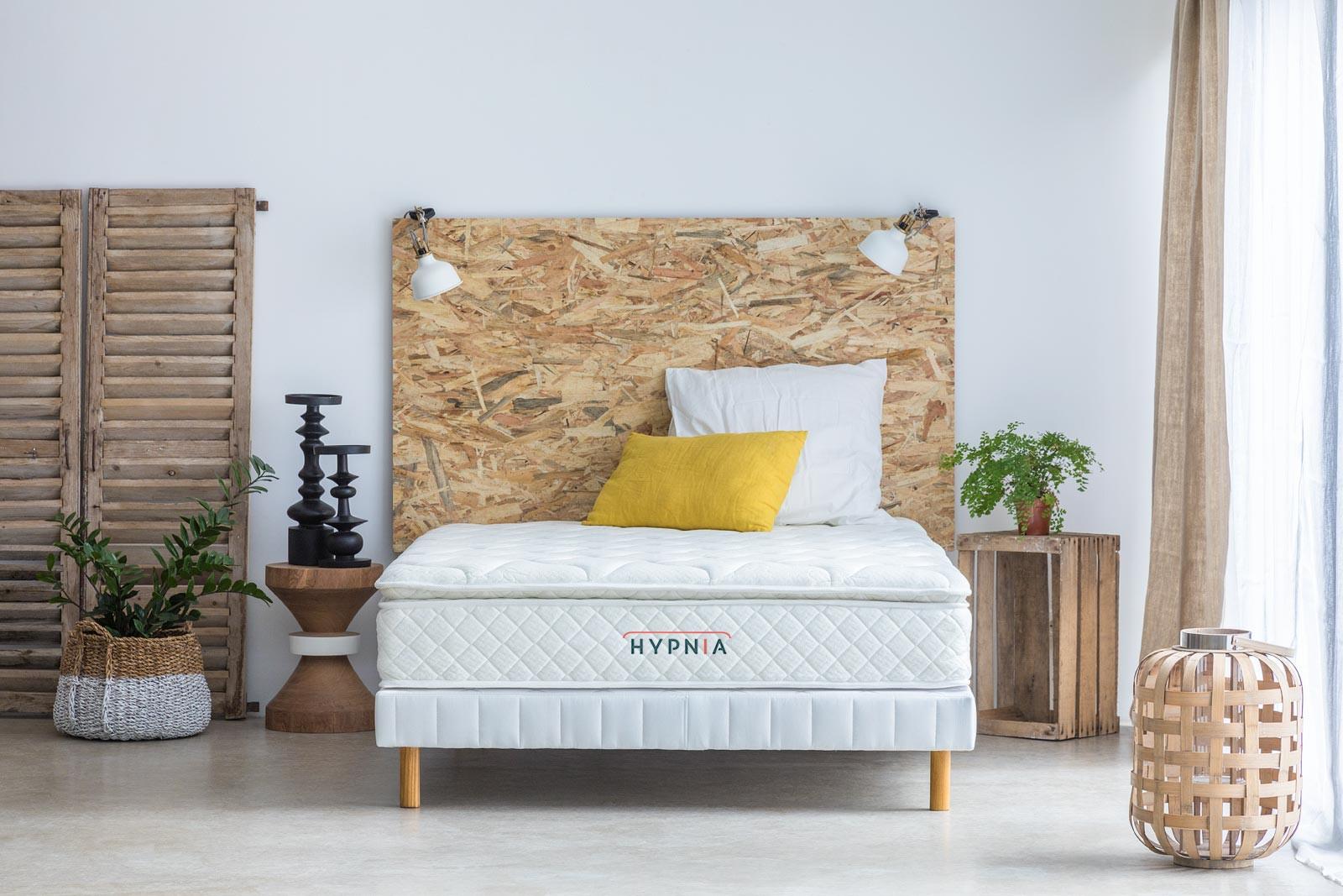 hypnia matelas confort home
